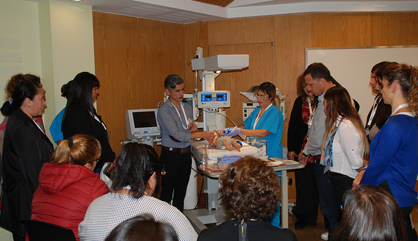 Exitosa I Jornada de Enfermería Materno Infanto Juvenil