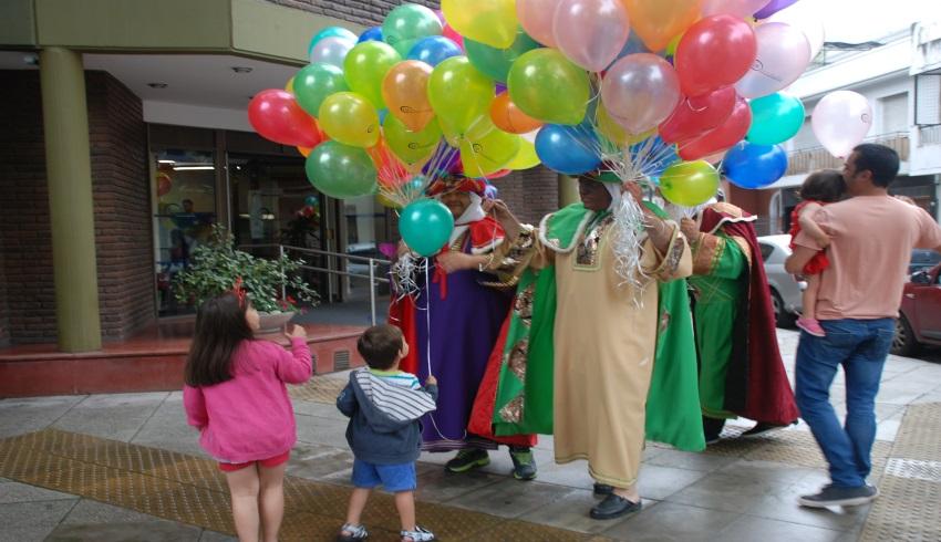Nos visitaron los Reyes Magos!