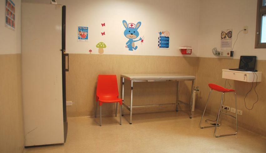 Centro Vacunar en Fundación Hospitalaria