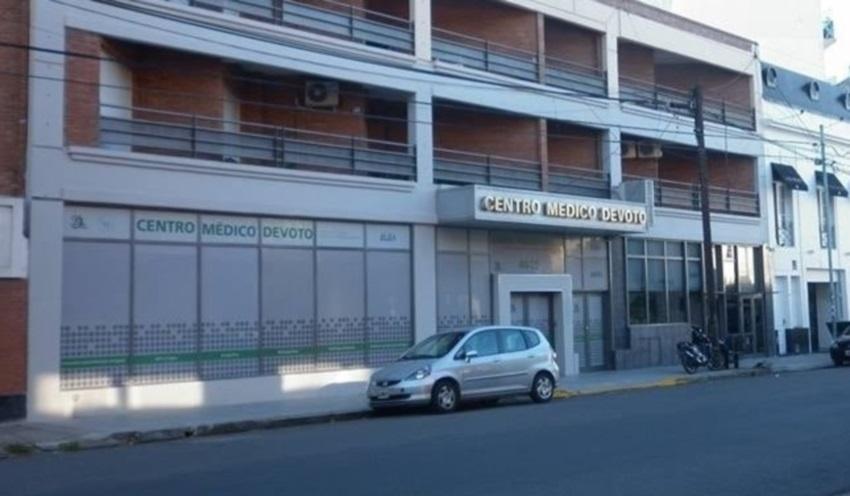 Consultorio de Pediatría General en el Centro Médico Devoto