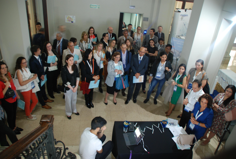 Convocantes actividades académicas en nuestro espacio en el XVII Congreso Latino de Cardiología infantil