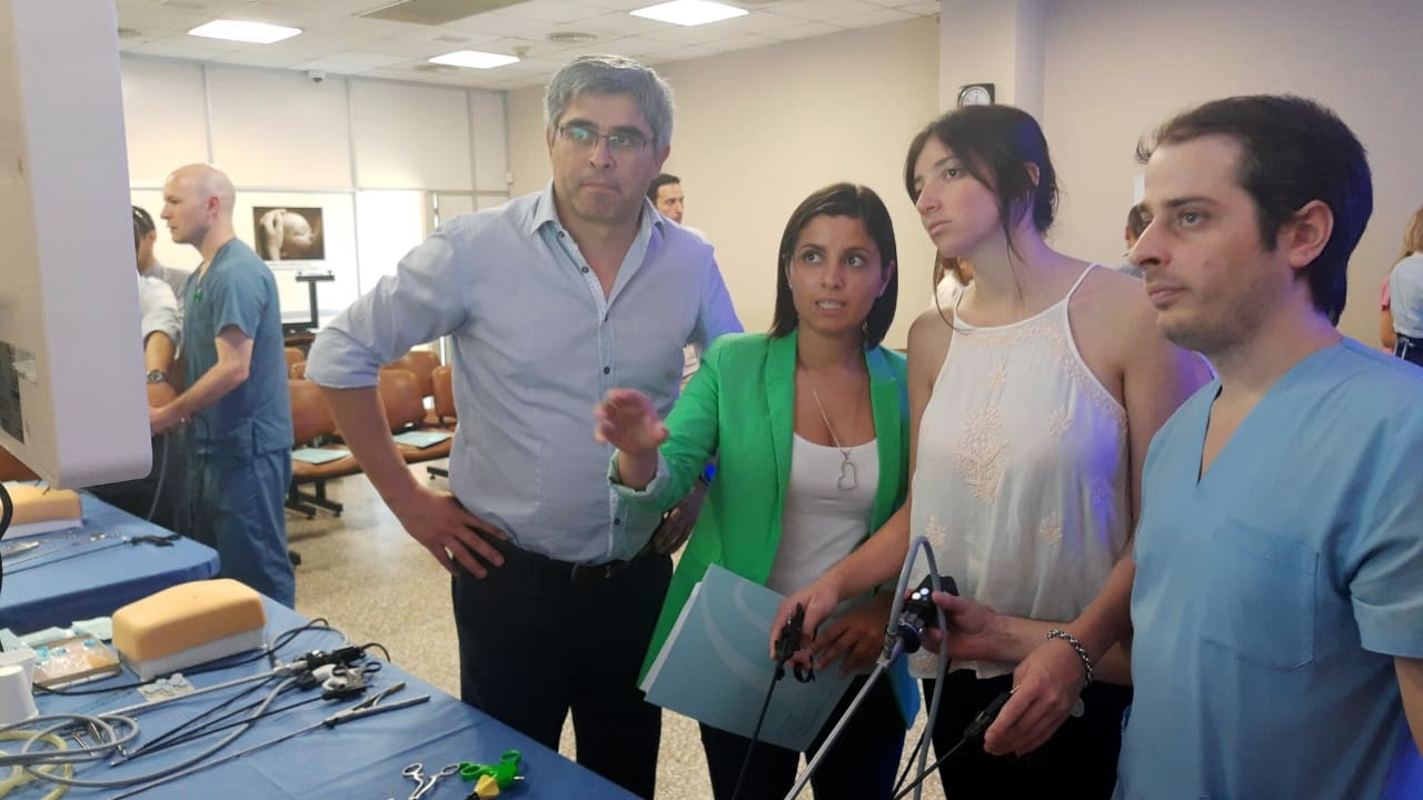 Destacada participación de cirujanos infantiles de la Fundación en Córdoba