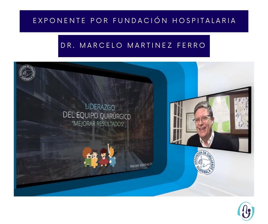 Presentes en importante congreso internacional de cirugía